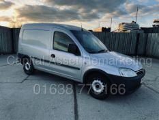 (On Sale) VAUXHALL COMBO 1700 CDTI 16V *PANEL VAN* (55 REG) *1 FORMER KEEPER* (NO VAT - SAVE 20%)