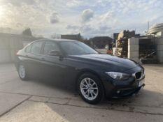 """On Sale BMW 320D """"EFFICIENT DYNAMICS PLUS"""" AUTO (NEW SHAPE) 17 REG -1 OWNER - LEATHER! HUGE SPEC"""