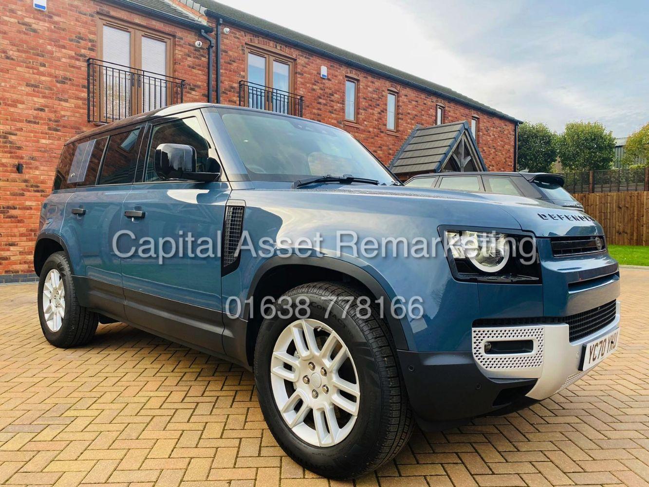 2021 (All New Model) Land Rover Defender 110 *Massive Spec* - 2019 Peugeot Boxer *Maxi Low-Loader* - 2019 Mercedes-Benz C220d *AMG Premium*
