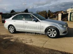 "MERCEDES-BENZ C220CDI ""SPECIAL EQUIPMENT"" SAT NAV ""AC"" ELECTRIC PACK - CRUISE (NO VAT - SAVE 20%)"