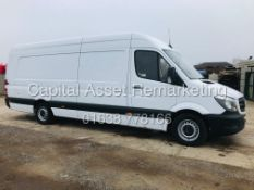 "ON SALE MERCEDES SPRINTER 314CDI ""4.7 MTR XLWB"" 1 OWNER (2018 MODEL) EURO 6-ULEZ *IDEAL CAMPER ?*"