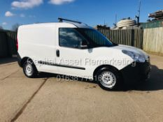 On Sale VAUXHALL COMBO 2000 CDTI (2017 MODEL) 1 OWNER *EURO 6 / ULEZ COMPLIANT* SIDE DOOR