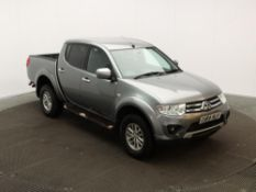 On Sale MITSUBISHI L200 *TROJAN EDITION* DOUBLE CAB PICK-UP (2015 MODEL) '2.5 DI-D -A/C* (NO VAT)