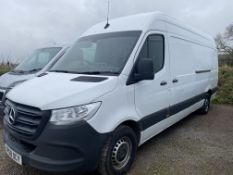 "MERCEDES SPRINTER 314CDI 'LWB"" HIGH ROOF (140) EURO 6 ""2019 MODEL"" - NEW SHAPE - 1 OWNER - LOOK!!!"