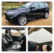 "(ON SALE) LAND ROVER DISCOVERY SPORT ""HSE - BLACK ""AUTO 7 SEATER (2019 MODEL) PAN ROOF - HUGE SPEC"