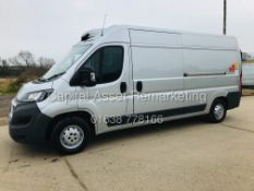 "ON SALE PEUGEOT BOXER 2.0 BLUE-HDI ""PROFESSIONAL"" LWB (2018 MODEL) FRIDGE VAN - EXTERNAL TAIL-LIFT"