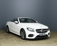 "(ON SALE) MERCEDES E350d""AMG-LINE PREMIUM PLUS CABRIOLET 4 MATIC (2019 MODEL) 3.0V6 9 G-TRONIC AUTO"