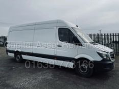 (ON SALE) MERCEDES-BENZ SPRINTER 314 CDI *LWB HI-ROOF* (2018 - EURO 6) '140 BHP - 6 SPEED' (1 OWNER)