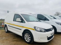 """ON SALE VOLKSWAGEN CADDY C20 1.6TDI """" 11 REG (NEW SHAPE) - 1 PREVIOUS OWNER - 102K MILES - ALLOYS"""
