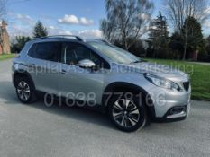 (On Sale) PEUGEOT 2008 *ALLURE* SUV / MPV (2018) '1.2 PETROL - SAT NAV' *LOW MILES* (HUGE SPEC)