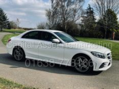 MERCEDES-BENZ C220D *AMG- PREMIUM* SALOON (2019 - NEW MODEL) '9-G TRONIC - NAV' *TOP SPEC* (1 OWNER)