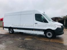MERCEDES SPRINTER 314CDI LWB (2019 MODEL) 1 OWNER FSH *EURO 6 / ULEZ COMPLIANT* 140BHP