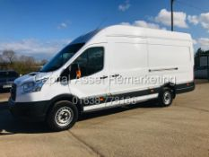 "ON SALE FORD TRANSIT T350L EXTRA LONG WHEEL BASE ""JUMBO"" L4H3 (16 REG) 155PSI - 1 KEEPER- ONLY 109K"