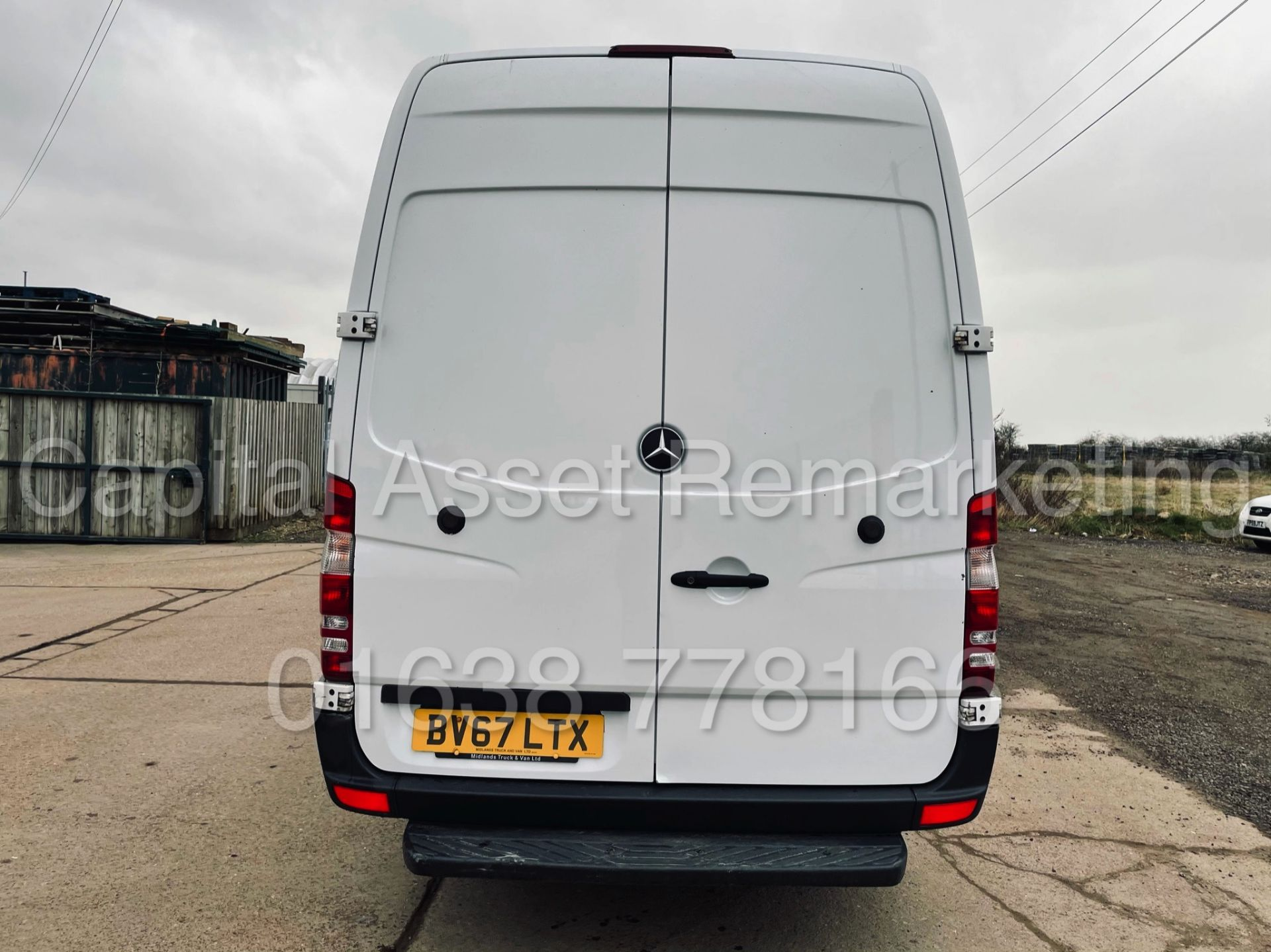 (On Sale) MERCEDES-BENZ SPRINTER 314 CDI *LWB HI-ROOF* (67 REG - EURO 6) '140 BHP-6 SPEED' (1 OWNER) - Image 11 of 37