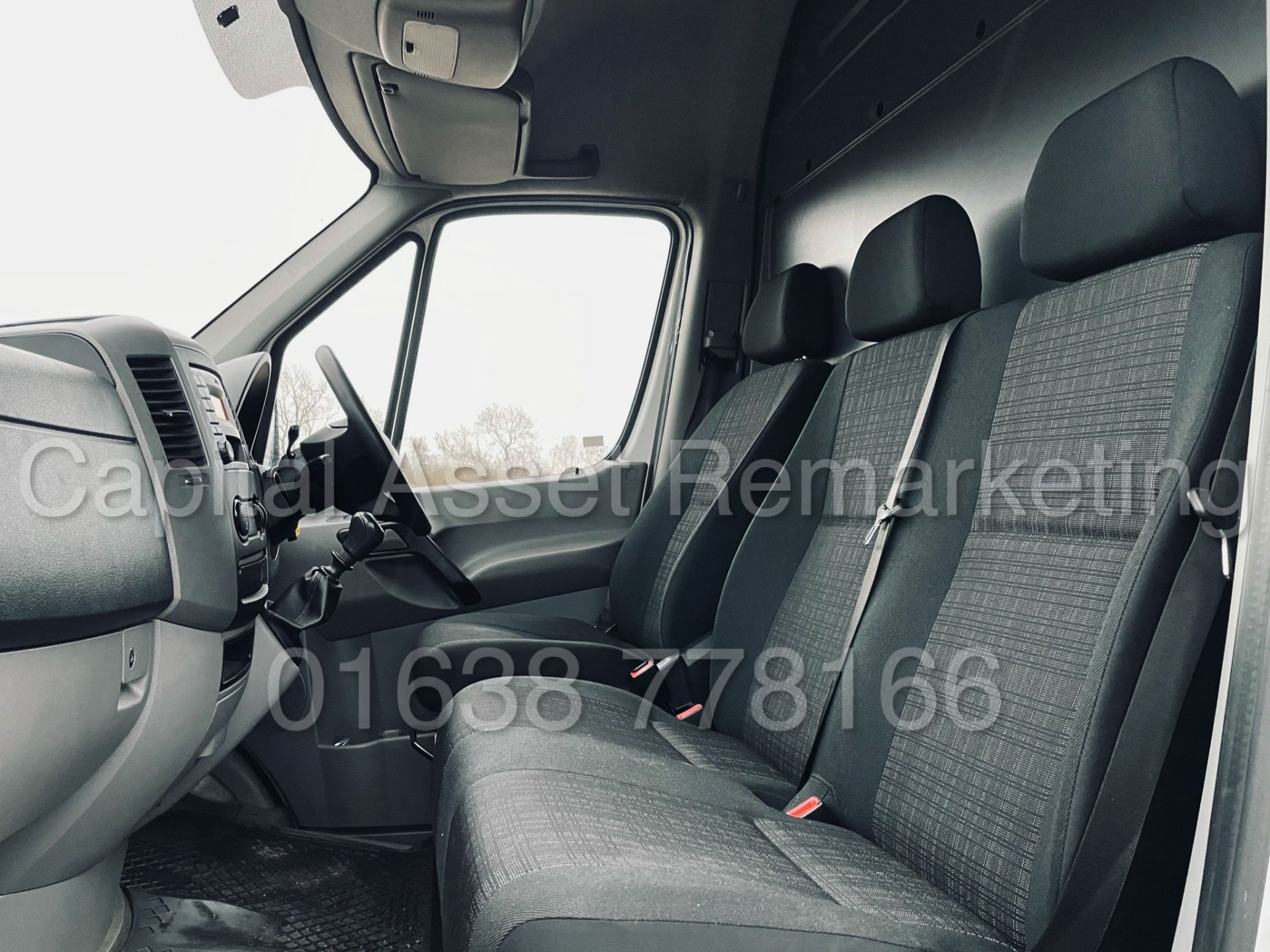 (On Sale) MERCEDES-BENZ SPRINTER 314 CDI *LWB HI-ROOF* (67 REG - EURO 6) '140 BHP-6 SPEED' (1 OWNER) - Image 21 of 37