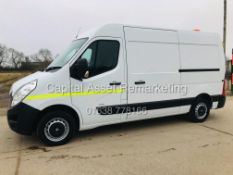 (ON SALE) VAUXHALL MOVANO 2.3 CDTI F3300 (2017 MODEL) FSH *EURO 6* FITTED TAIL LIFT-ELEC PACK *RARE*