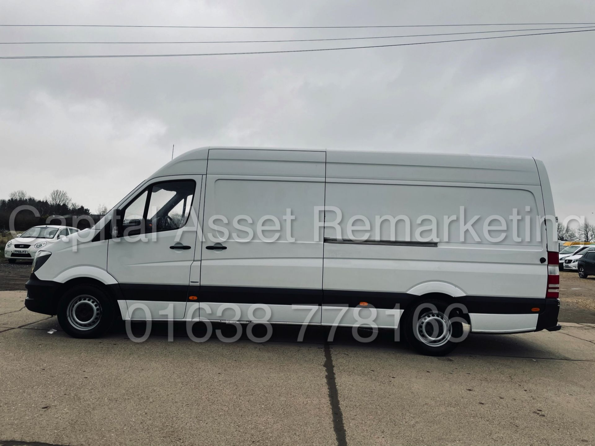(On Sale) MERCEDES-BENZ SPRINTER 314 CDI *LWB HI-ROOF* (67 REG - EURO 6) '140 BHP-6 SPEED' (1 OWNER) - Image 8 of 37