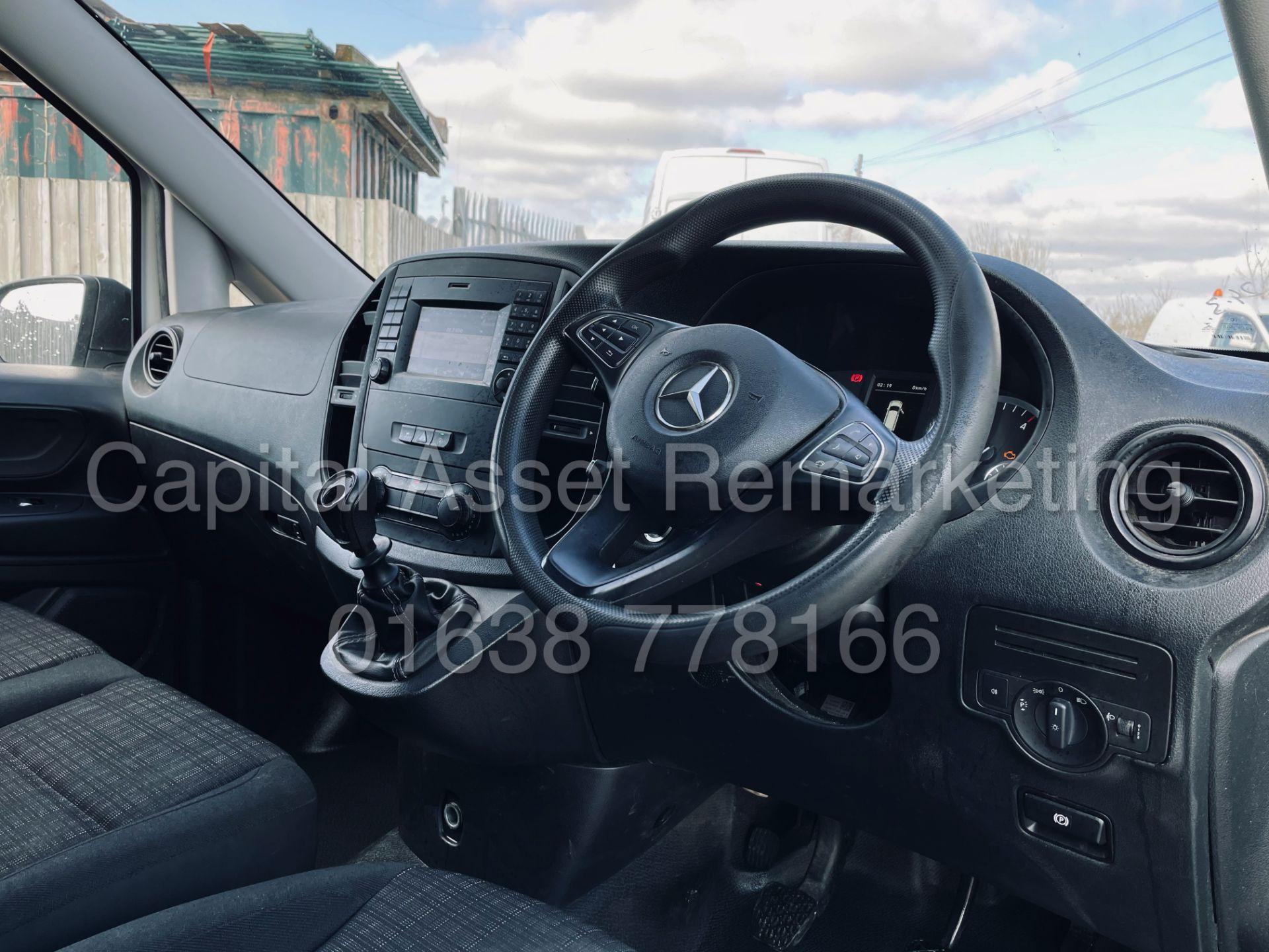 (On Sale) MERCEDES-BENZ VITO 114 *LWB -PANEL VAN* (2017 - EURO 6) '134 BHP - 6 SPEED' *65,000 MILES* - Image 24 of 34