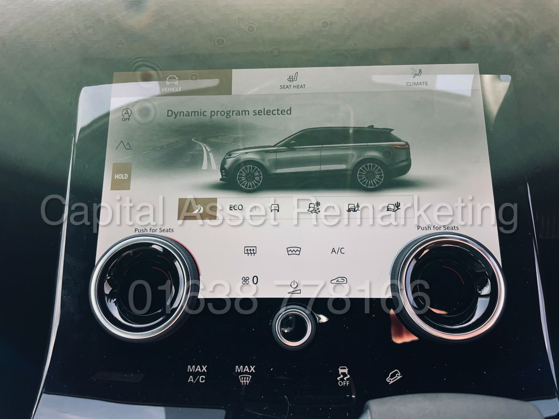 (On Sale) RANGE ROVER VELAR *R-DYNAMIC* SUV (2021) *8 SPEED AUTO - LEATHER* (DELIVERY MILES) - Image 44 of 50