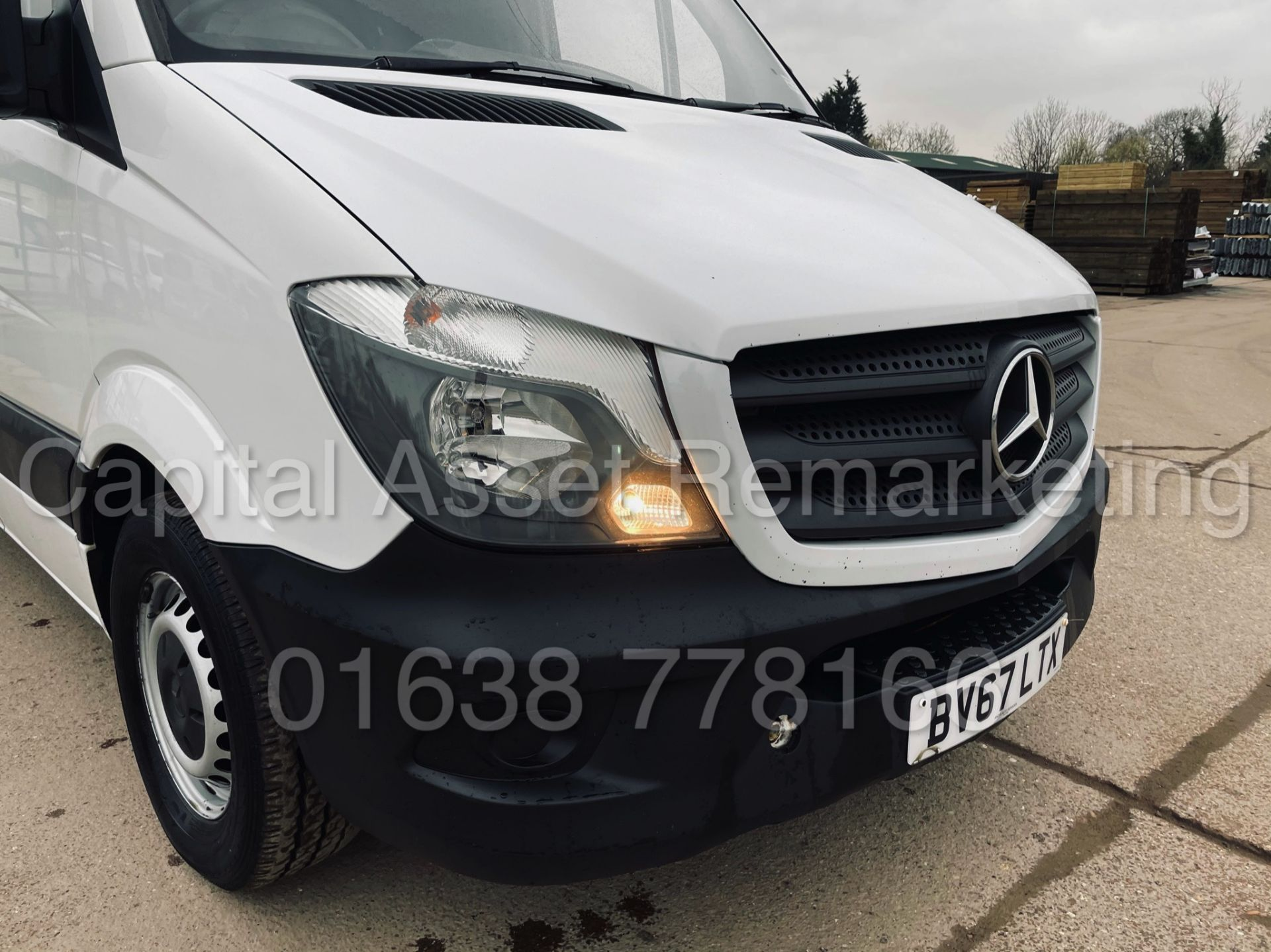(On Sale) MERCEDES-BENZ SPRINTER 314 CDI *LWB HI-ROOF* (67 REG - EURO 6) '140 BHP-6 SPEED' (1 OWNER) - Image 15 of 37