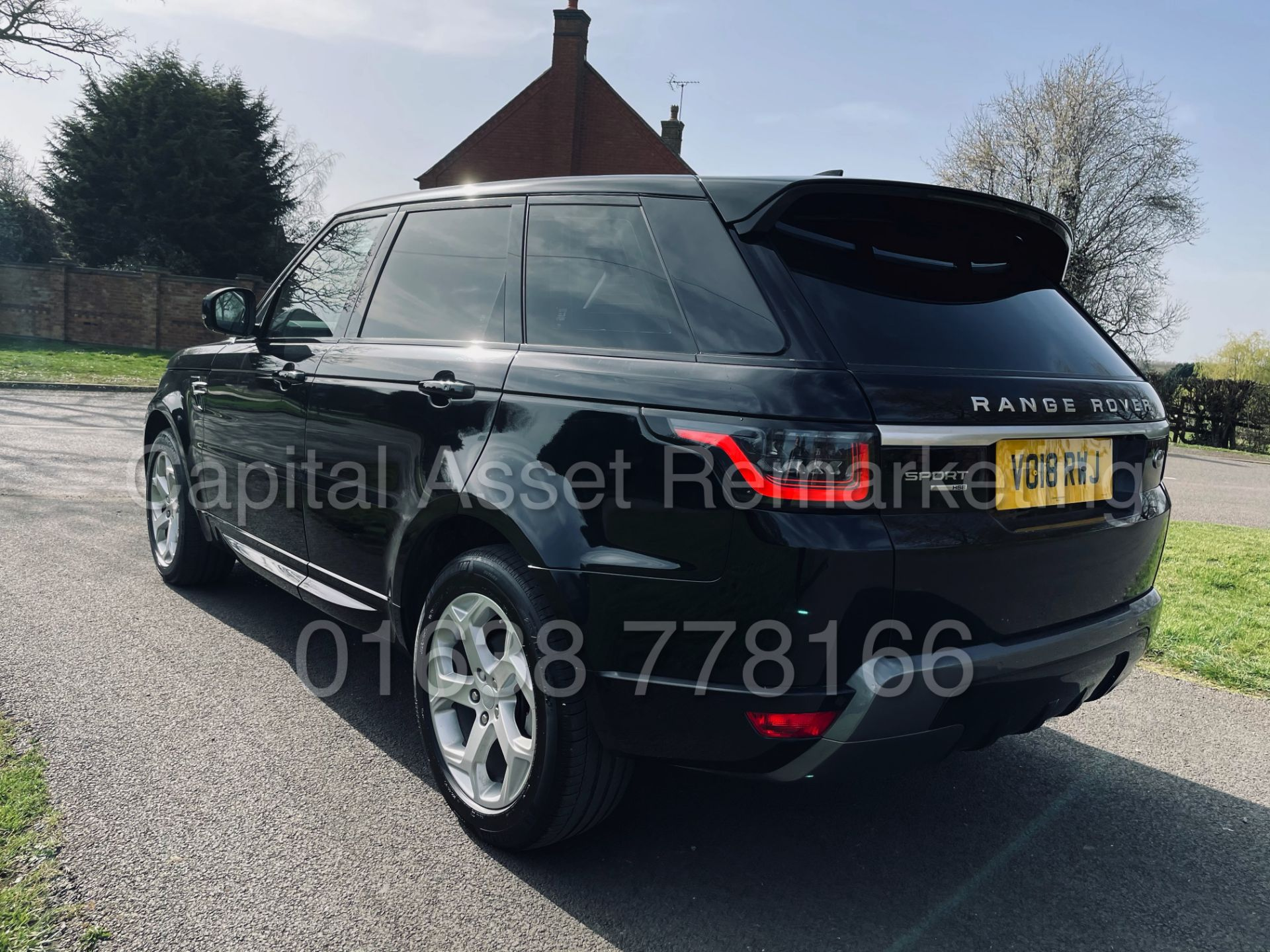 (On Sale) RANGE ROVER SPORT *HSE EDITION* SUV (2018 - NEW MODEL) '8 SPEED AUTO' *FULLY LOADED* - Image 10 of 55