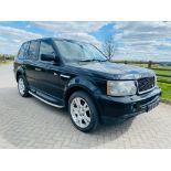(On Sale) RANGE ROVER SPORT TDV6 *HSE AUTO* (55 REG) GREAT SPEC NO VAT!!! - SAT NAV - LEATHER