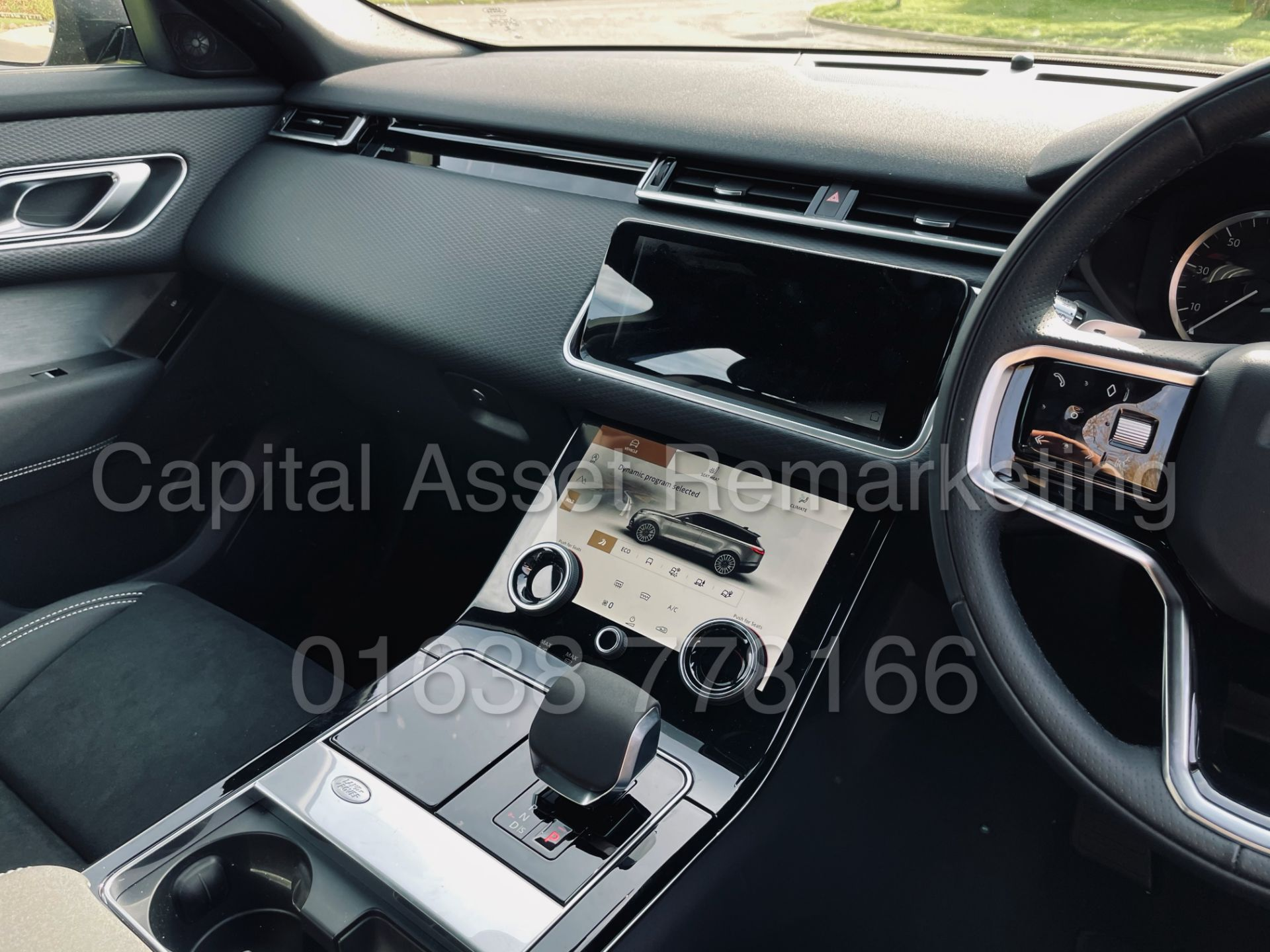 (On Sale) RANGE ROVER VELAR *R-DYNAMIC* SUV (2021) *8 SPEED AUTO - LEATHER* (DELIVERY MILES) - Image 40 of 50