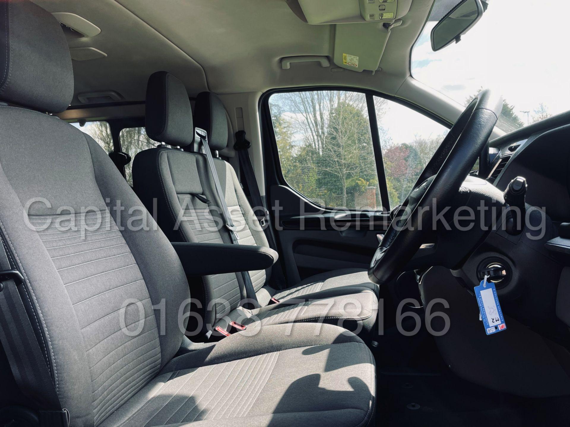 FORD TRANSIT CUSTOM TOURNEO *TITANIUM - 9 SEATER MPV / BUS* (2019 - EURO 6) '2.0 TDCI' *SAT NAV* - Image 39 of 56
