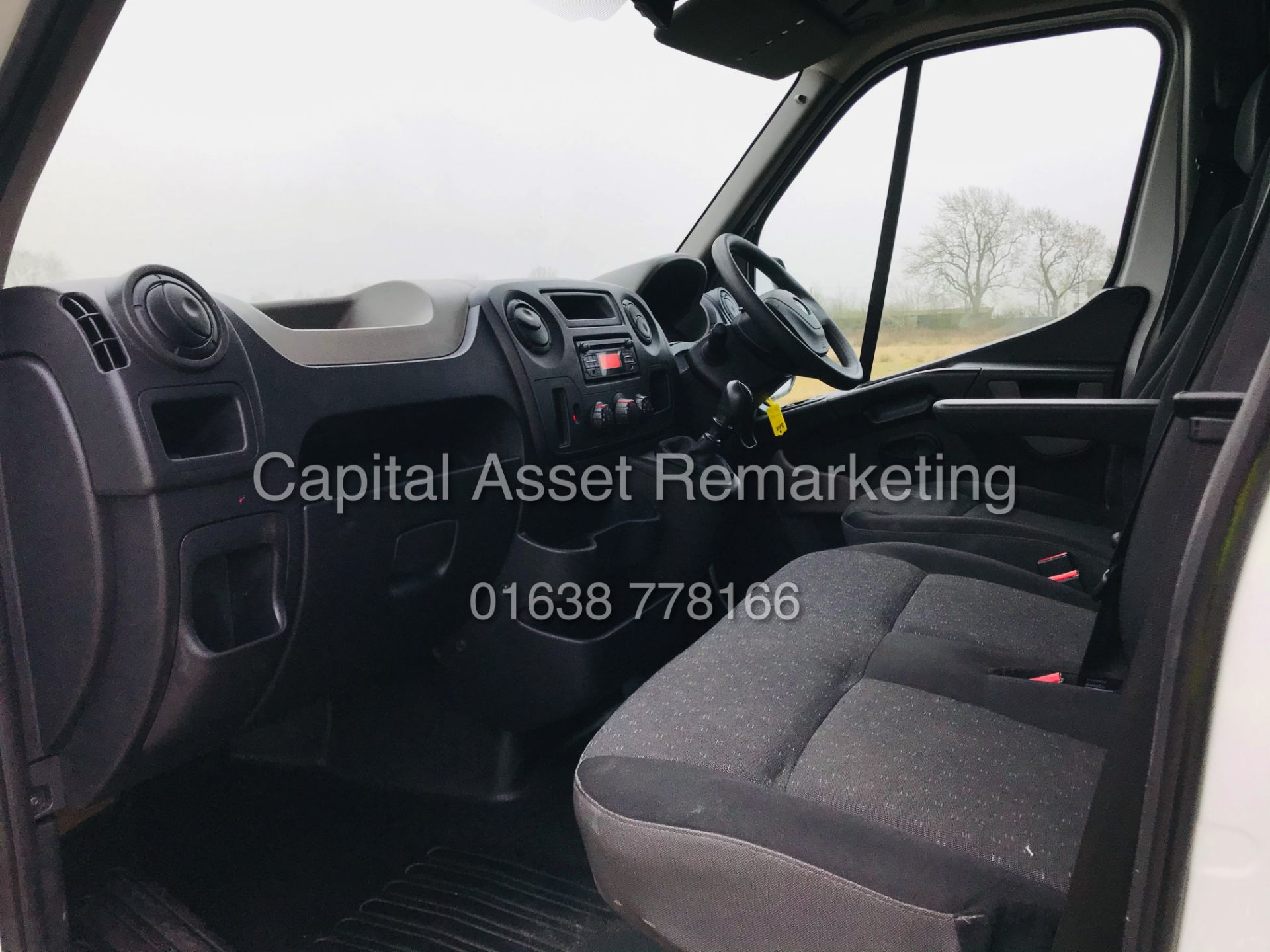 (ON SALE) VAUXHALL MOVANO 2.3 CDTI F3300 (2017 MODEL) FSH *EURO 6* FITTED TAIL LIFT-ELEC PACK *RARE* - Image 18 of 21