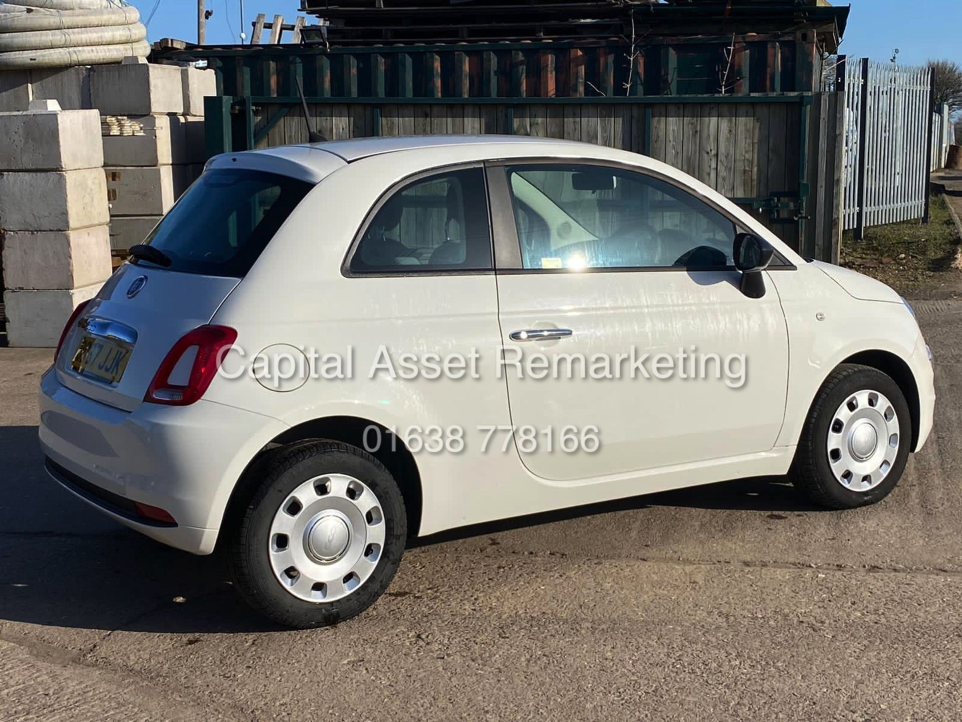 "(On Sale) FIAT 500 ""POP"" 1 OWNER (2018 MODEL) ONLY 30,000 MILES FSH - CRUISE - ELEC PACK - Image 8 of 23"