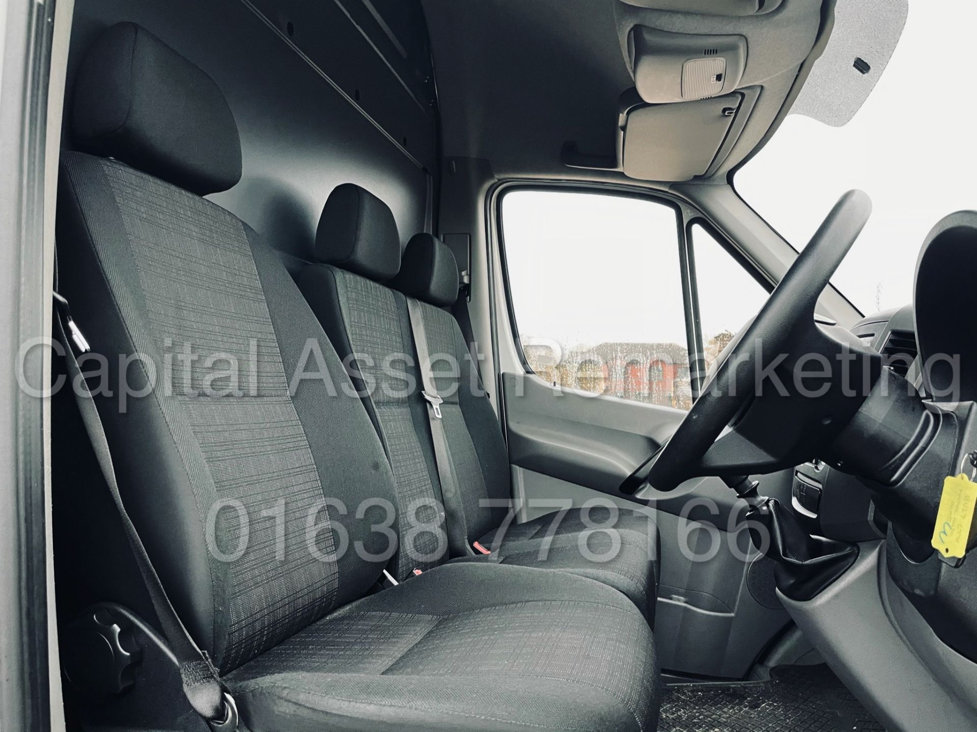 (On Sale) MERCEDES-BENZ SPRINTER 314 CDI *LWB HI-ROOF* (67 REG - EURO 6) '140 BHP-6 SPEED' (1 OWNER) - Image 25 of 37