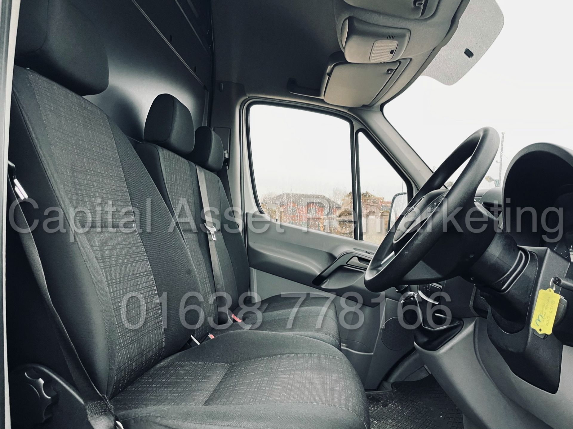 (On Sale) MERCEDES-BENZ SPRINTER 314 CDI *LWB HI-ROOF* (67 REG - EURO 6) '140 BHP-6 SPEED' (1 OWNER) - Image 26 of 37