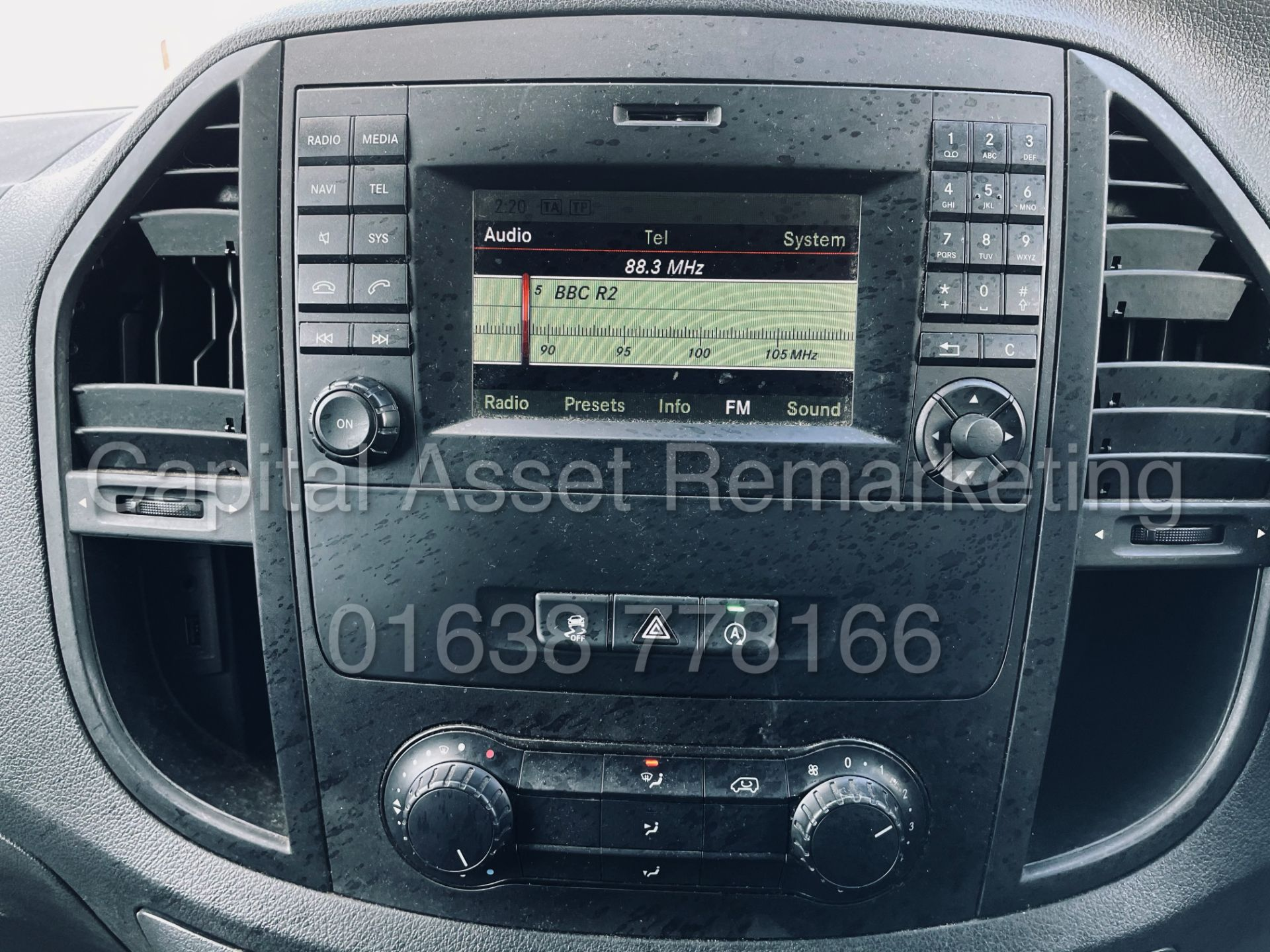 (On Sale) MERCEDES-BENZ VITO 114 *LWB -PANEL VAN* (2017 - EURO 6) '134 BHP - 6 SPEED' *65,000 MILES* - Image 29 of 34