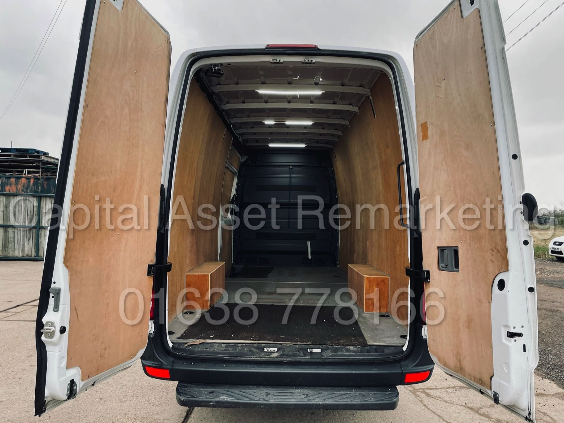 (On Sale) MERCEDES-BENZ SPRINTER 314 CDI *LWB HI-ROOF* (67 REG - EURO 6) '140 BHP-6 SPEED' (1 OWNER) - Image 23 of 37