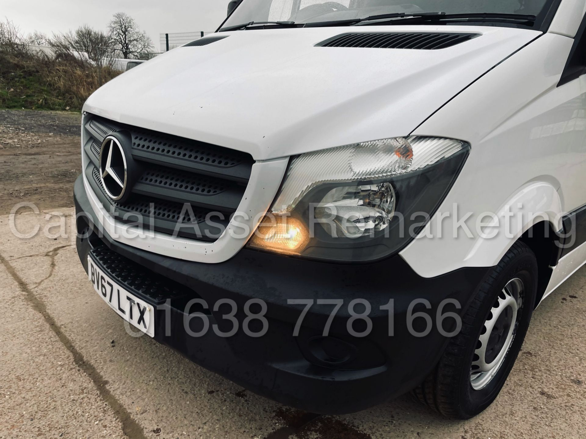 (On Sale) MERCEDES-BENZ SPRINTER 314 CDI *LWB HI-ROOF* (67 REG - EURO 6) '140 BHP-6 SPEED' (1 OWNER) - Image 16 of 37