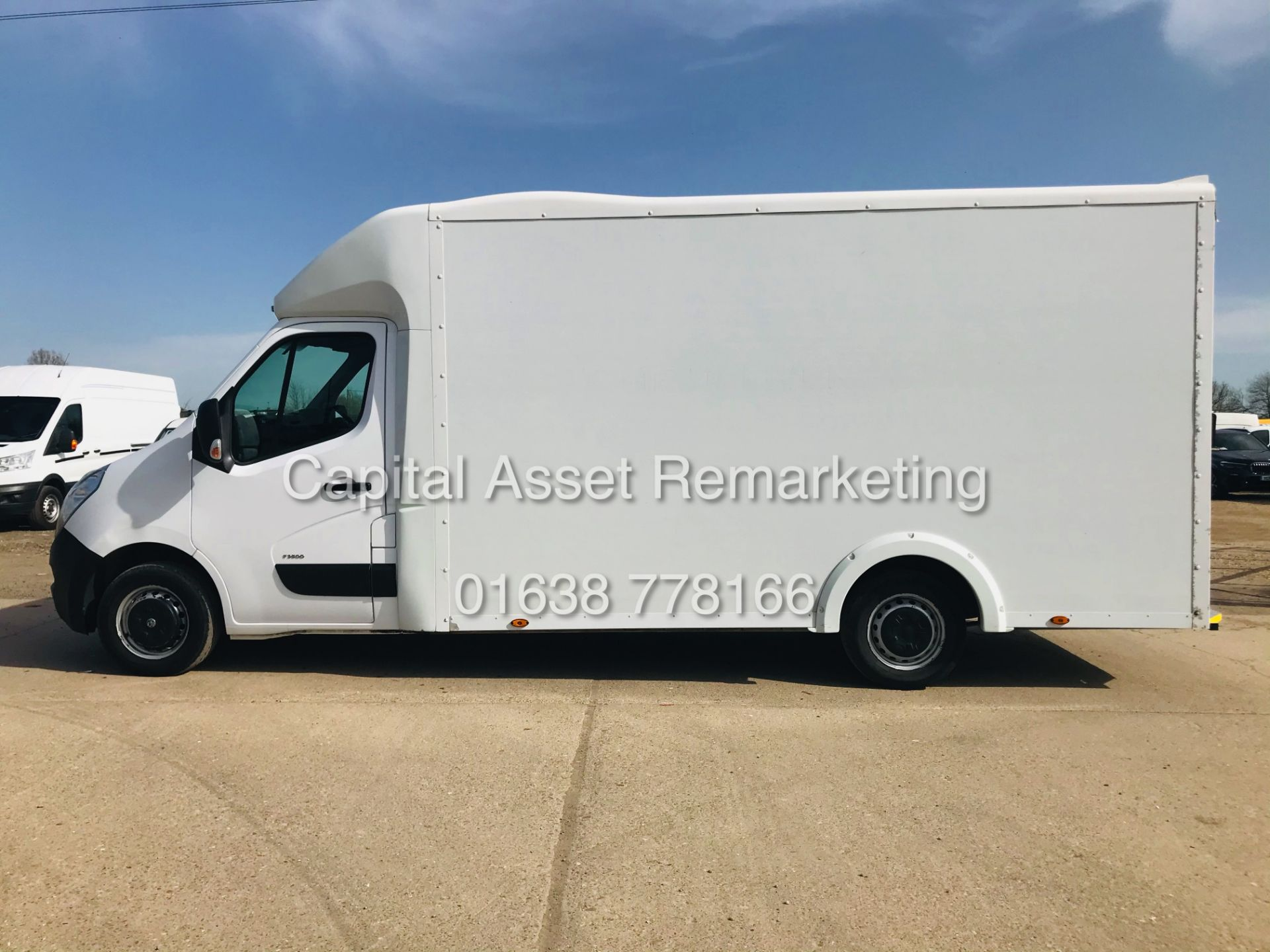 "ON SALE VAUXHALL MOVANO 2.3CDTI ""LOW-LOADER""14FT LUTON BODY (2019 MODEL) 1 OWNER *AIR CON*-ELEC PACK - Image 12 of 23"
