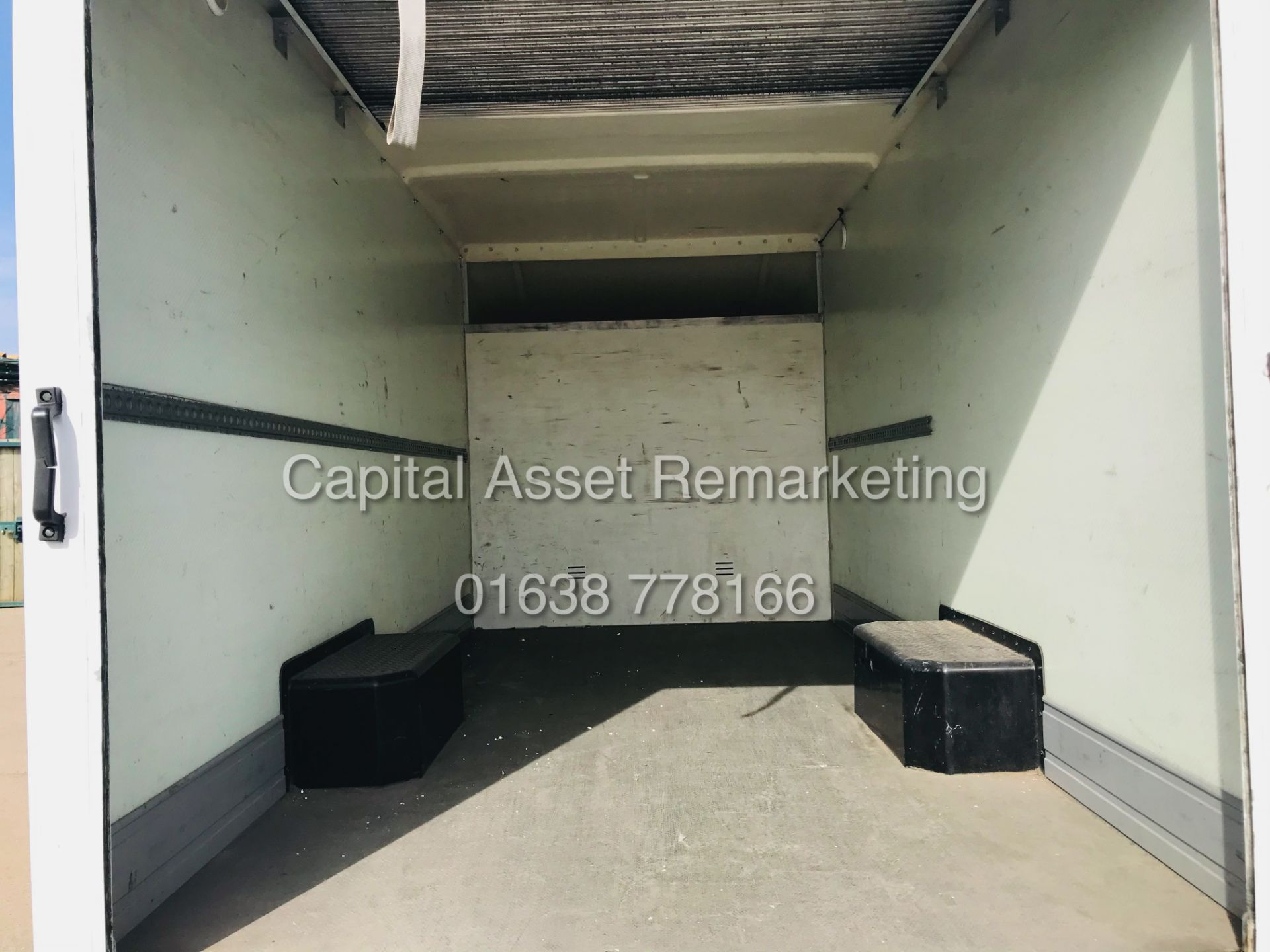 "ON SALE VAUXHALL MOVANO 2.3CDTI ""LOW-LOADER""14FT LUTON BODY (2019 MODEL) 1 OWNER *AIR CON*-ELEC PACK - Image 23 of 23"