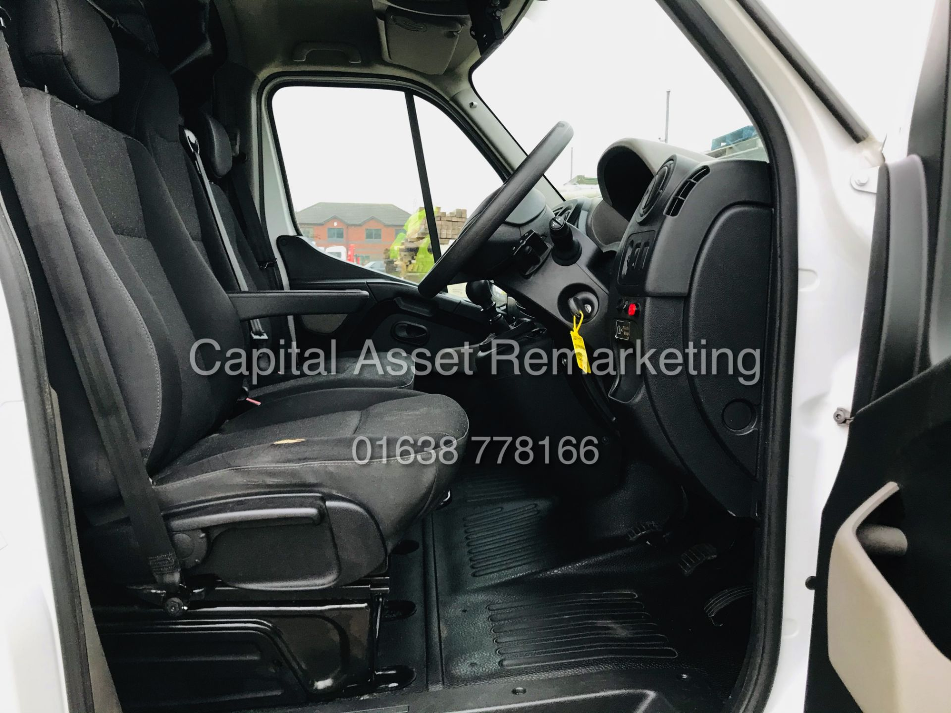 (ON SALE) VAUXHALL MOVANO 2.3 CDTI F3300 (2017 MODEL) FSH *EURO 6* FITTED TAIL LIFT-ELEC PACK *RARE* - Image 11 of 21