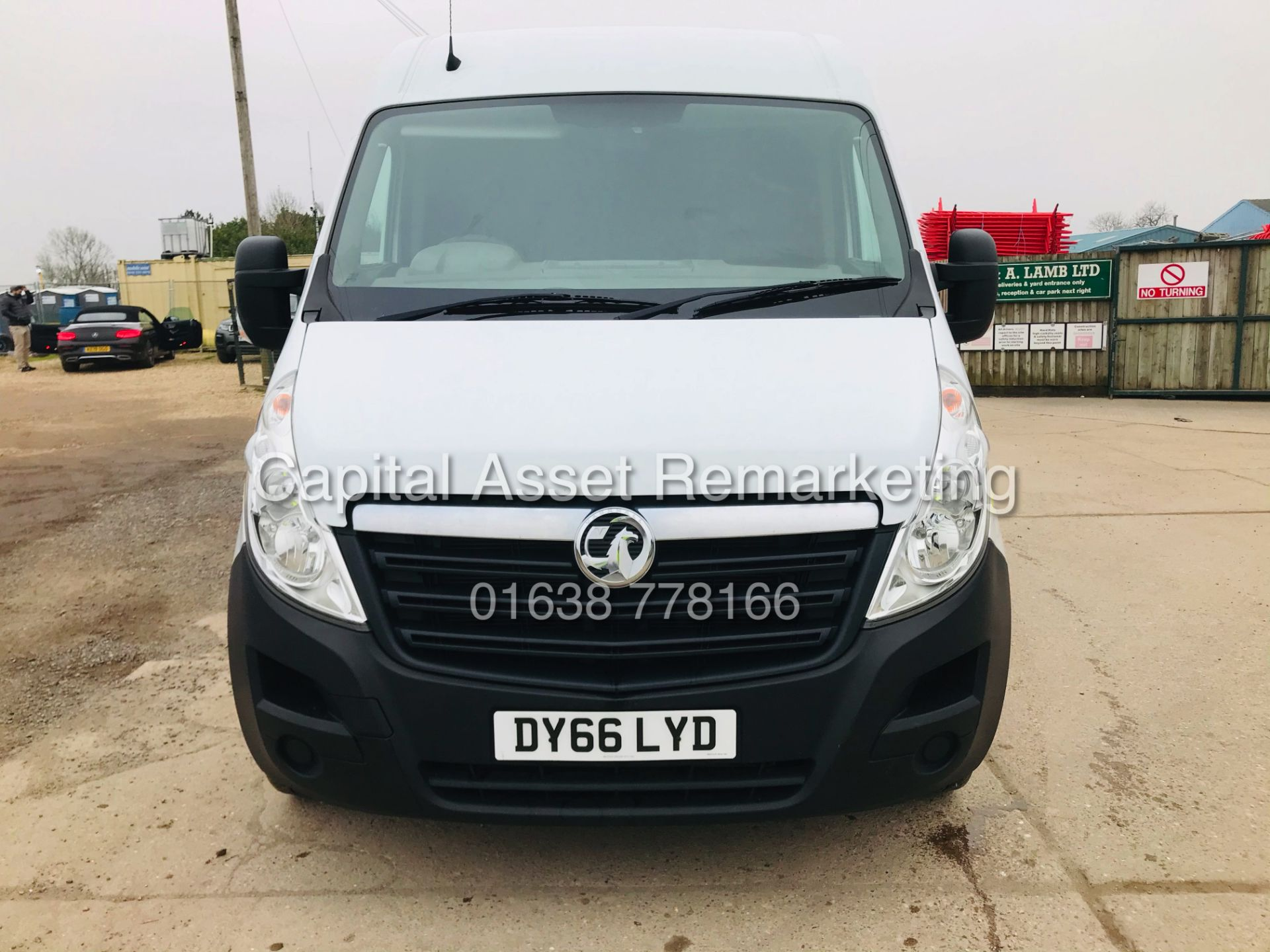(ON SALE) VAUXHALL MOVANO 2.3 CDTI F3300 (2017 MODEL) FSH *EURO 6* FITTED TAIL LIFT-ELEC PACK *RARE* - Image 4 of 21