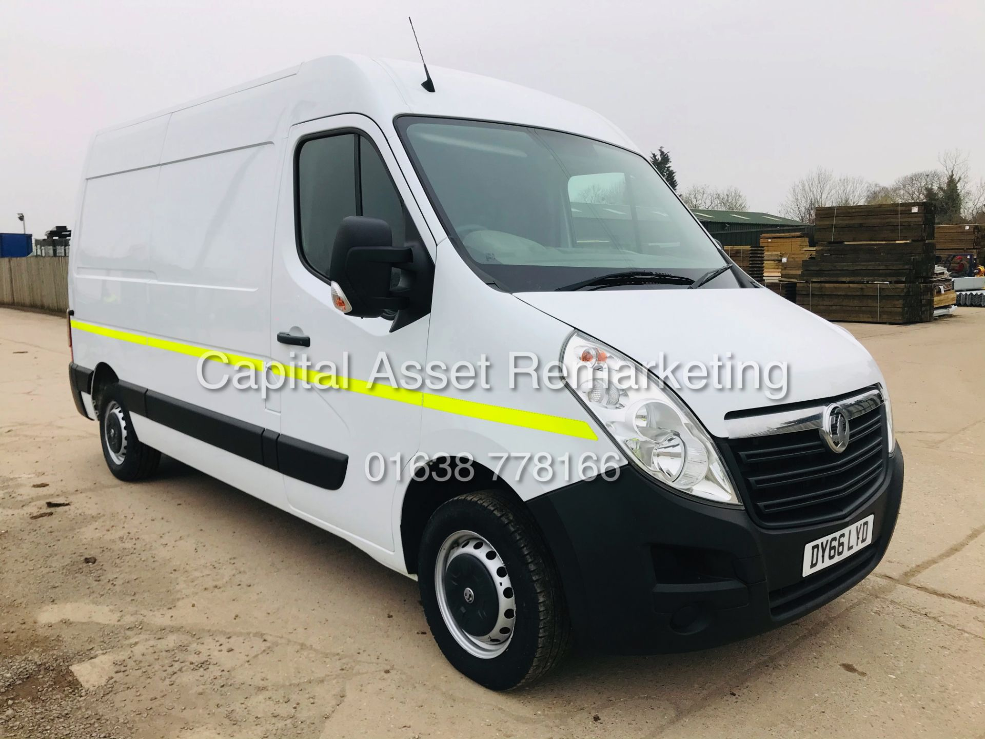 (ON SALE) VAUXHALL MOVANO 2.3 CDTI F3300 (2017 MODEL) FSH *EURO 6* FITTED TAIL LIFT-ELEC PACK *RARE* - Image 5 of 21