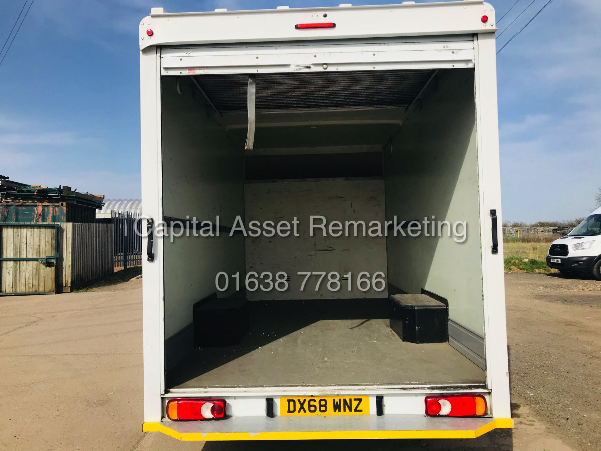 "ON SALE VAUXHALL MOVANO 2.3CDTI ""LOW-LOADER""14FT LUTON BODY (2019 MODEL) 1 OWNER *AIR CON*-ELEC PACK - Image 22 of 23"