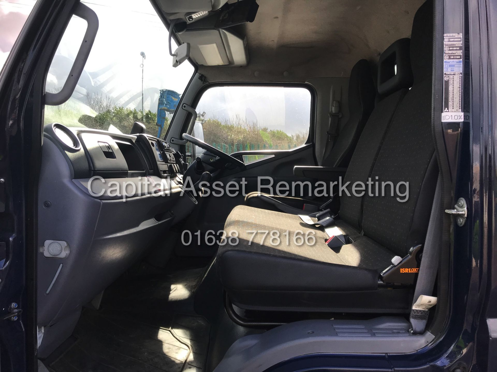 (ON SALE) MITSUBISHI FUSO CANTER 7C18 (16 REG) 1 OWNER *EURO 6* AD-BLUE - 4 WAY CAMERA SYSTEM - Image 19 of 20