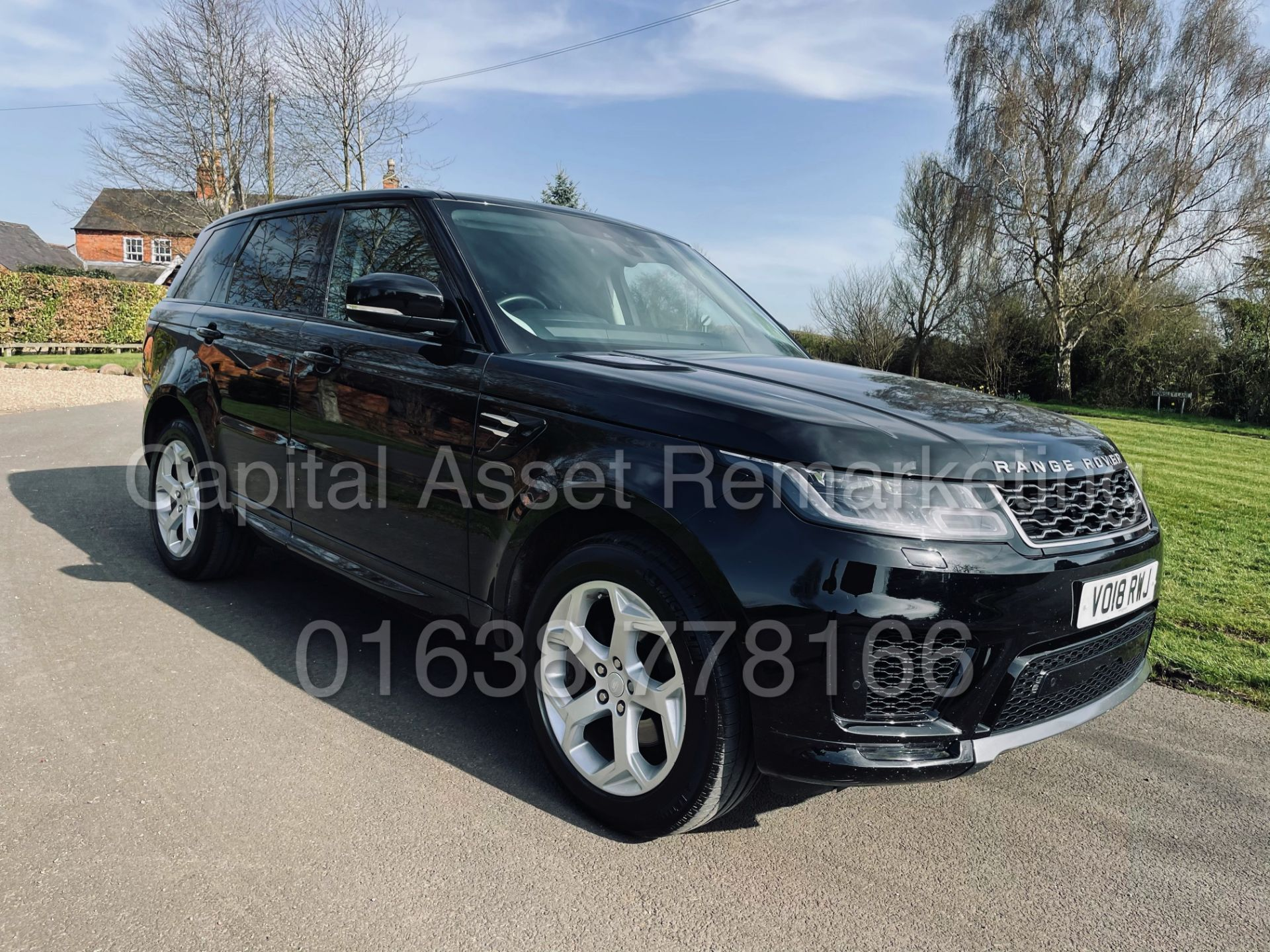 (On Sale) RANGE ROVER SPORT *HSE EDITION* SUV (2018 - NEW MODEL) '8 SPEED AUTO' *FULLY LOADED* - Image 3 of 55