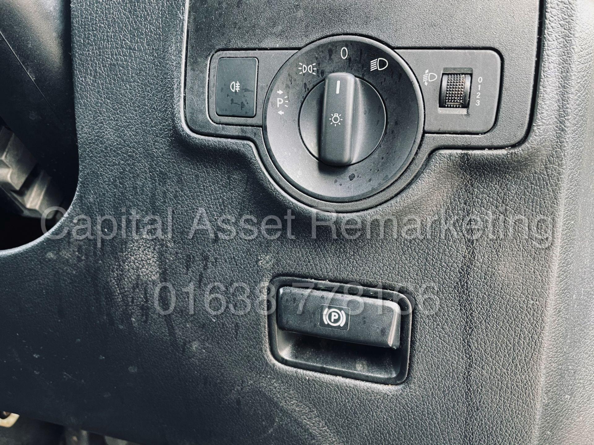 (On Sale) MERCEDES-BENZ VITO 114 *LWB -PANEL VAN* (2017 - EURO 6) '134 BHP - 6 SPEED' *65,000 MILES* - Image 25 of 34