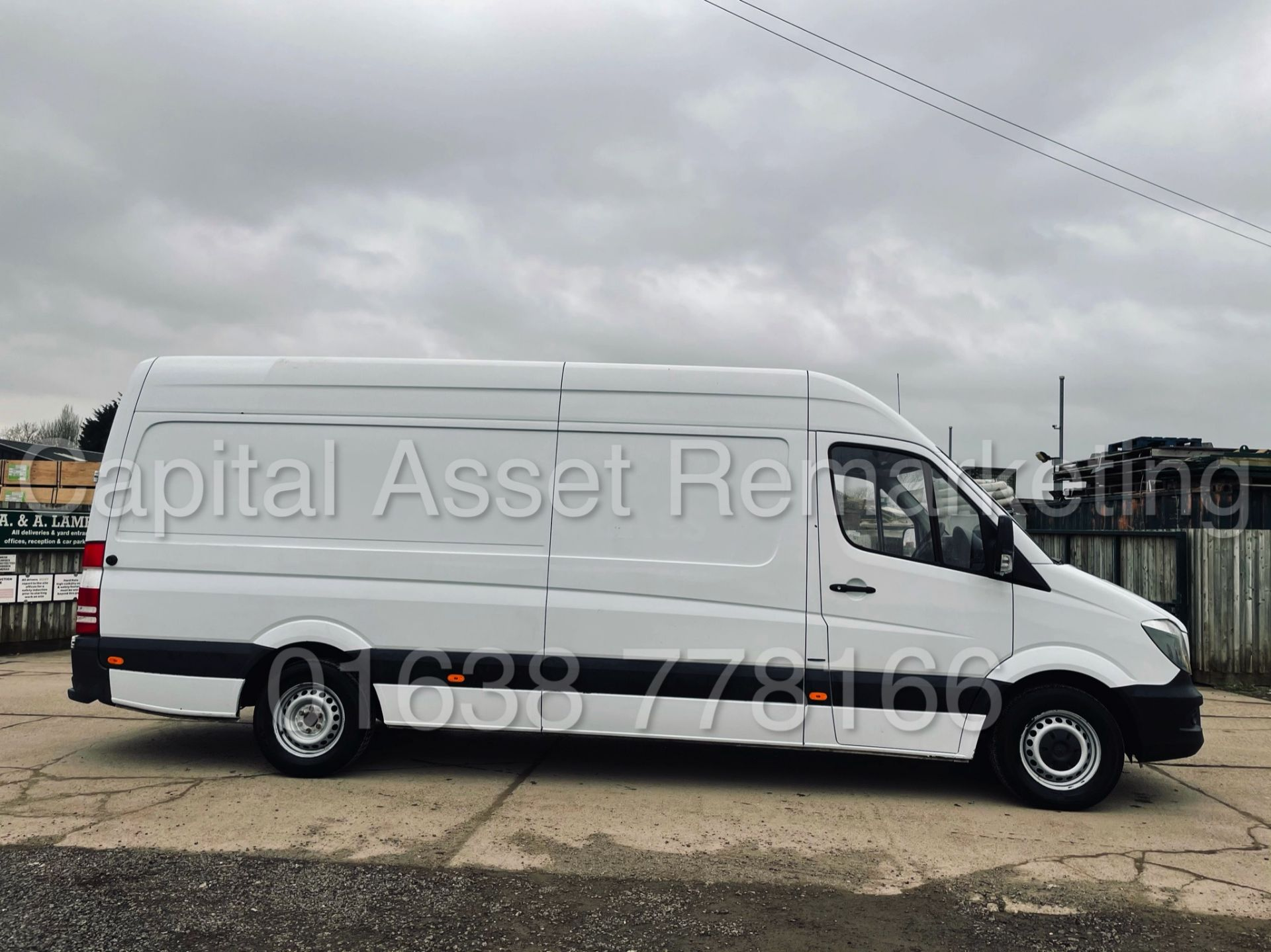 (On Sale) MERCEDES-BENZ SPRINTER 314 CDI *LWB HI-ROOF* (67 REG - EURO 6) '140 BHP-6 SPEED' (1 OWNER) - Image 14 of 37