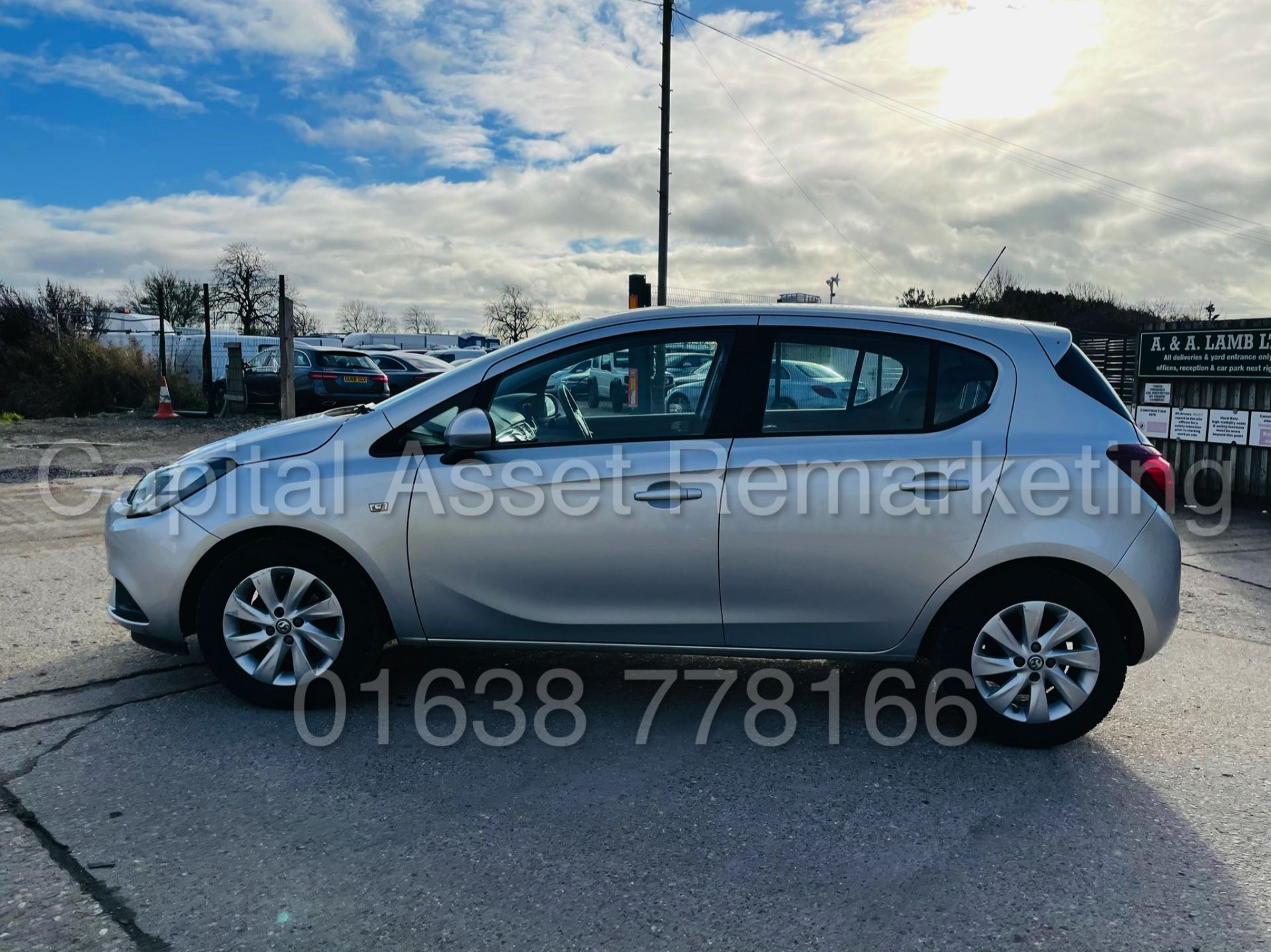 On Sale VAUXHALL CORSA *DESIGN EDITION* 5 DOOR HATCHBACK (2019 - NEW MODEL) 1.4 PETROL - (1 OWNER) - Image 8 of 42