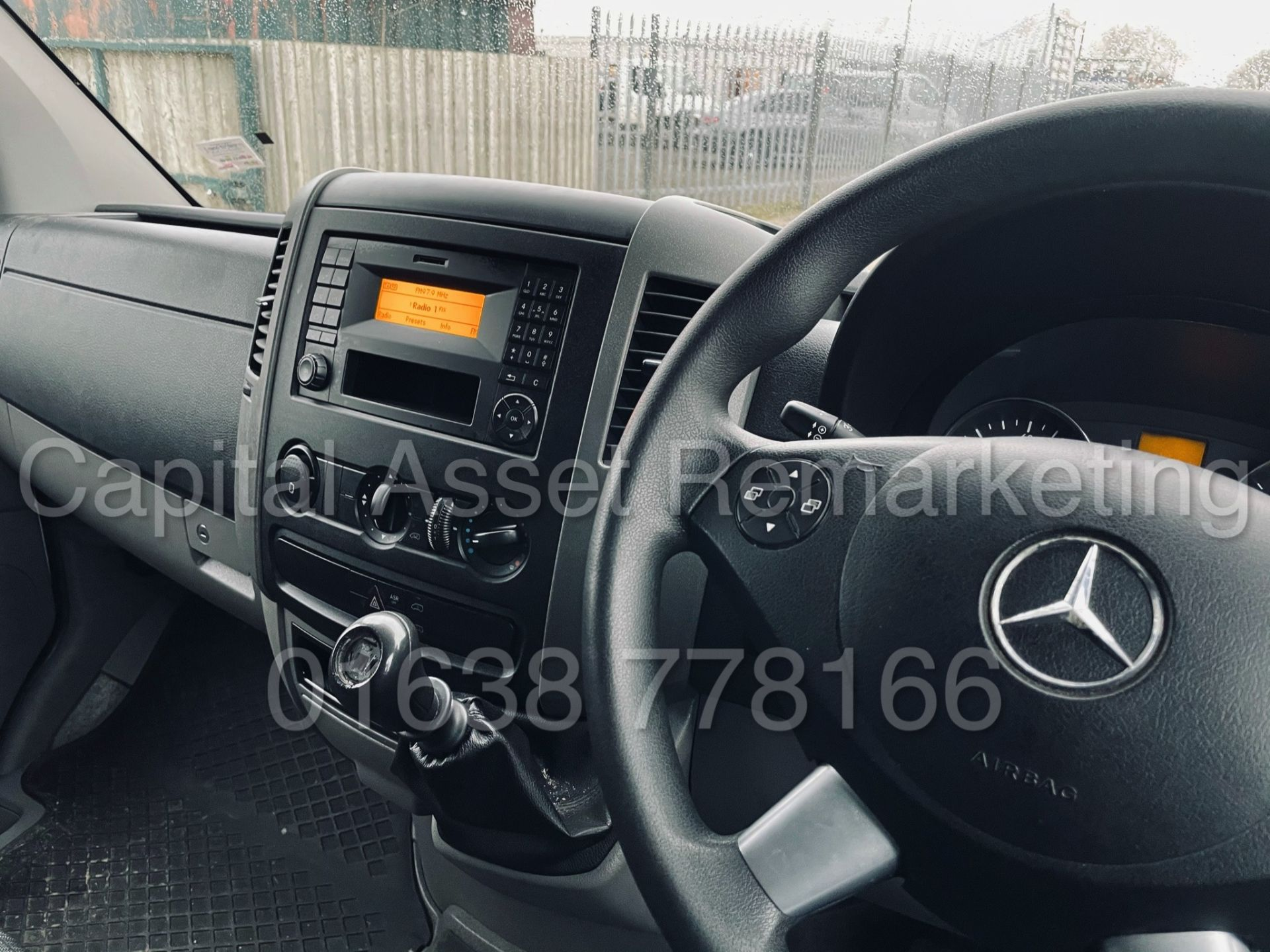 (On Sale) MERCEDES-BENZ SPRINTER 314 CDI *LWB HI-ROOF* (67 REG - EURO 6) '140 BHP-6 SPEED' (1 OWNER) - Image 29 of 37