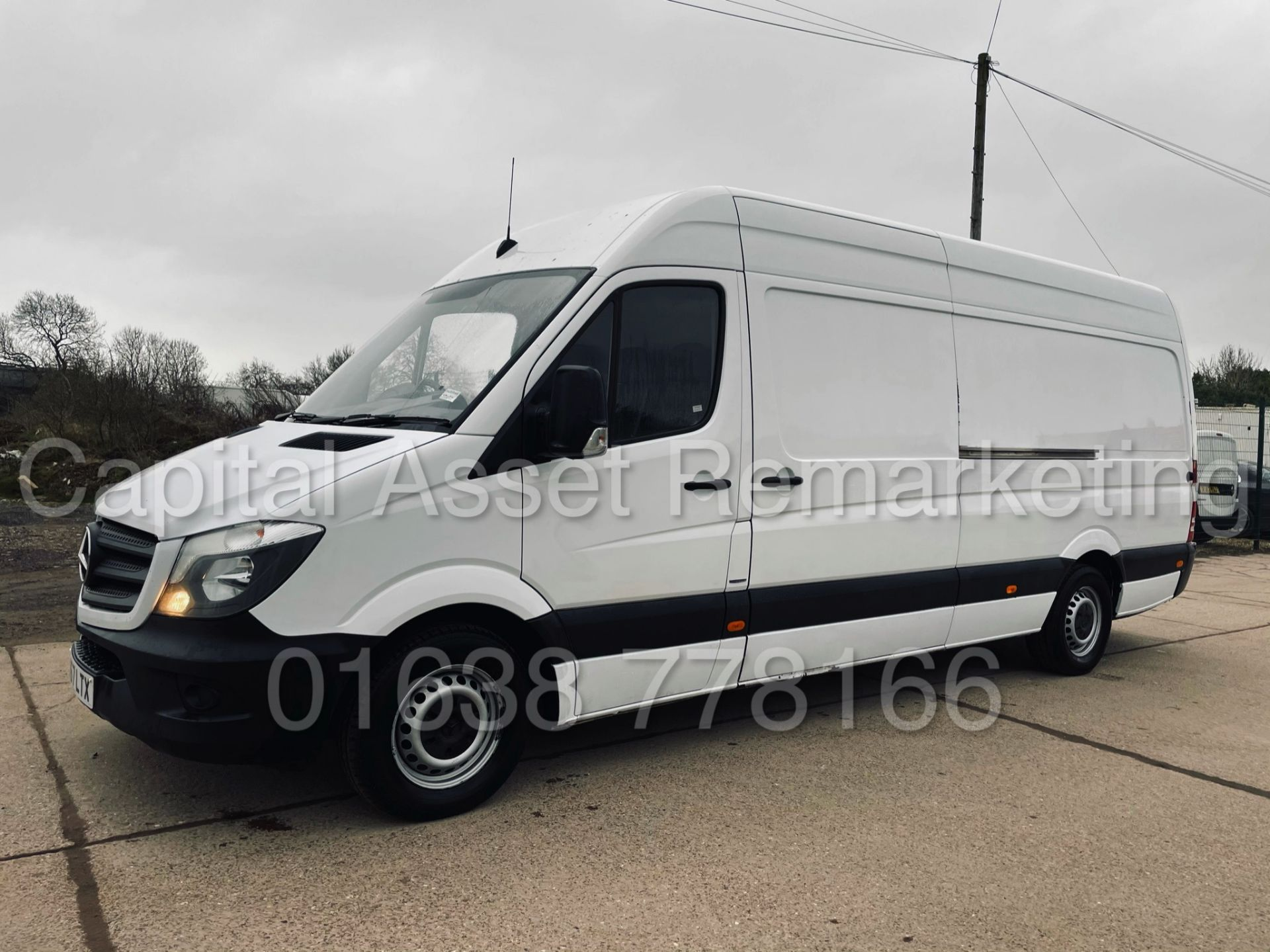 (On Sale) MERCEDES-BENZ SPRINTER 314 CDI *LWB HI-ROOF* (67 REG - EURO 6) '140 BHP-6 SPEED' (1 OWNER) - Image 7 of 37