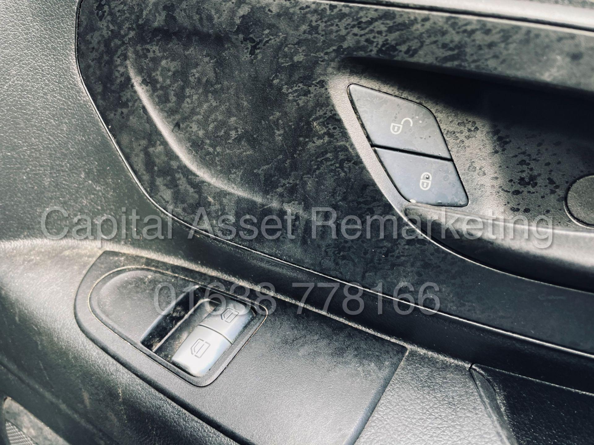 (On Sale) MERCEDES-BENZ VITO 114 *LWB -PANEL VAN* (2017 - EURO 6) '134 BHP - 6 SPEED' *65,000 MILES* - Image 21 of 34