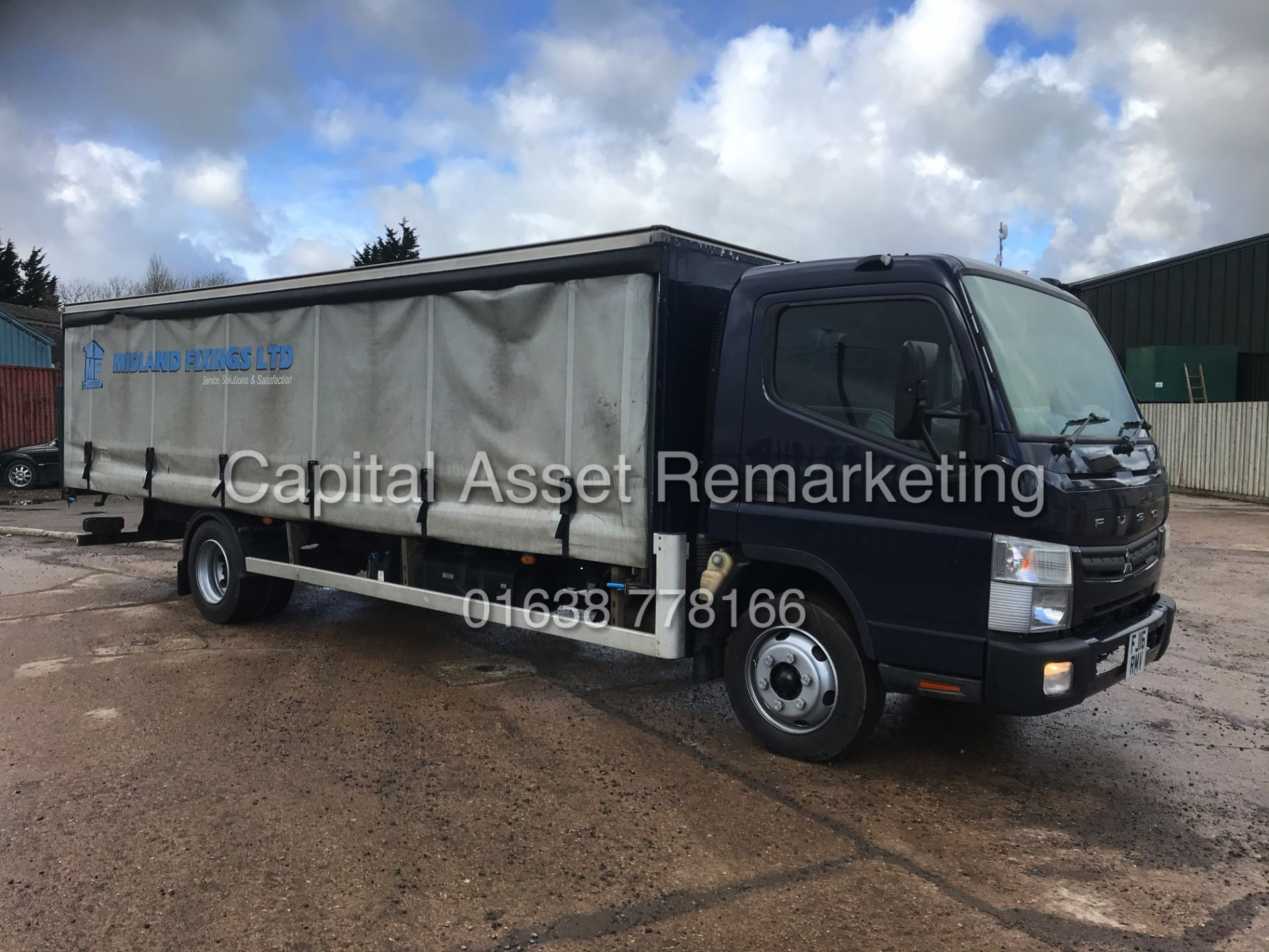 (ON SALE) MITSUBISHI FUSO CANTER 7C18 (16 REG) 1 OWNER *EURO 6* AD-BLUE - 4 WAY CAMERA SYSTEM - Image 6 of 20